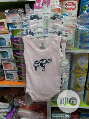 5in1 Lovable Singlet | Children's Clothing for sale in Lagos State, Ikeja