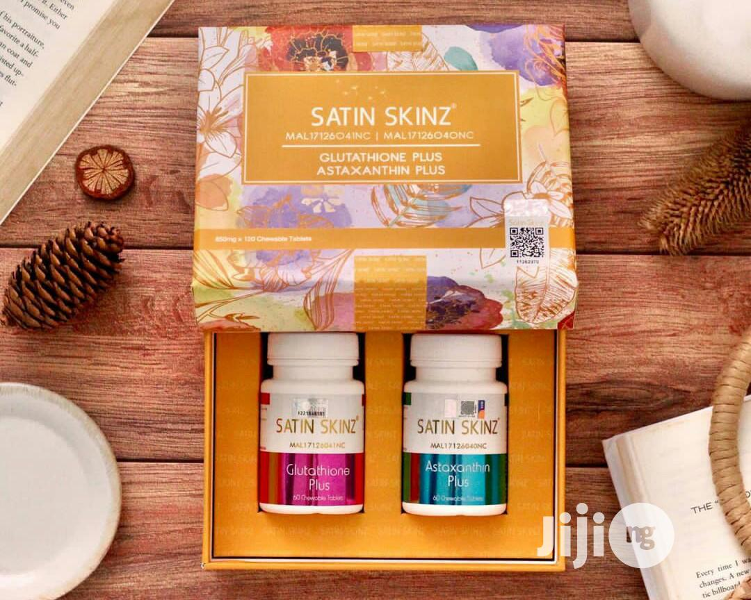Satin Skinz Whitening and Skin Repair Supplement