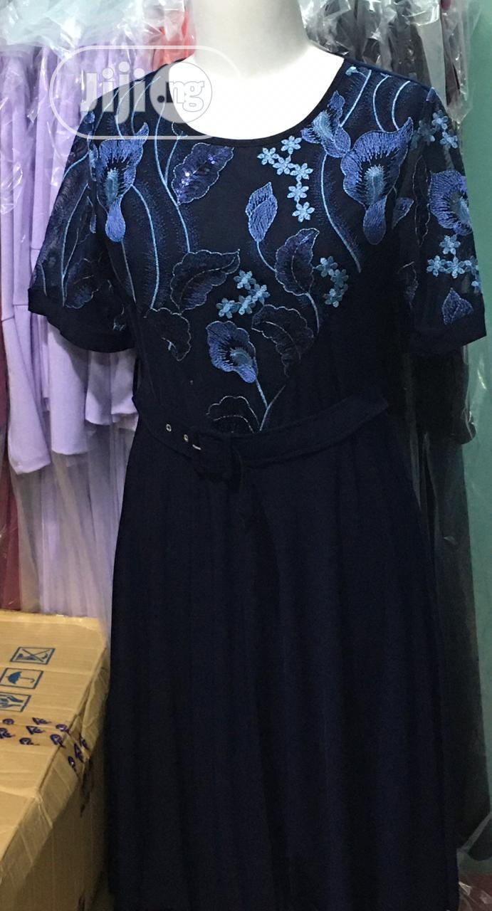 Ladies Corporate Gown