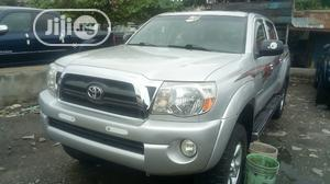 Toyota Tacoma 2006 PreRunner Access Cab Silver | Cars for sale in Lagos State, Apapa