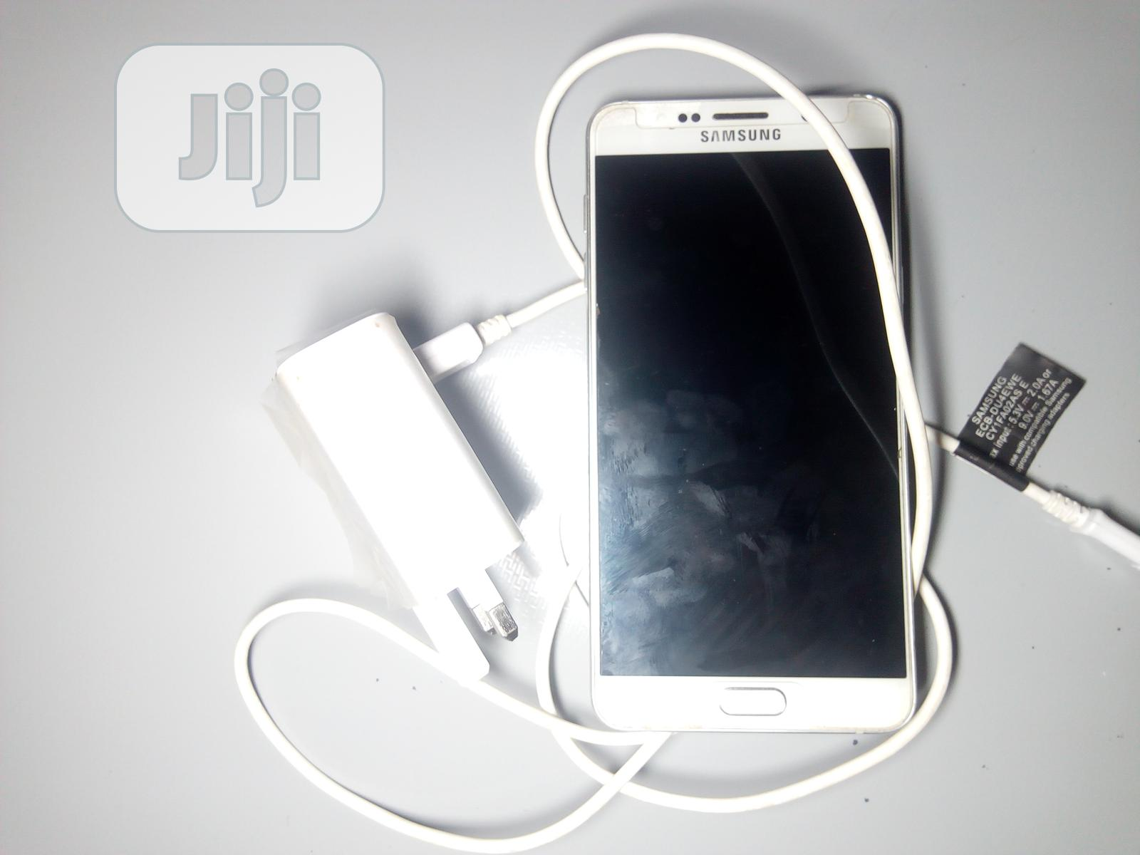 Archive: Samsung Galaxy Note 5 32 GB White