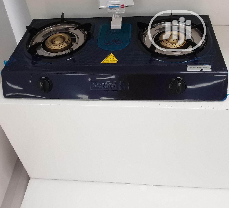 Archive: 2 Burner Gas Cooker