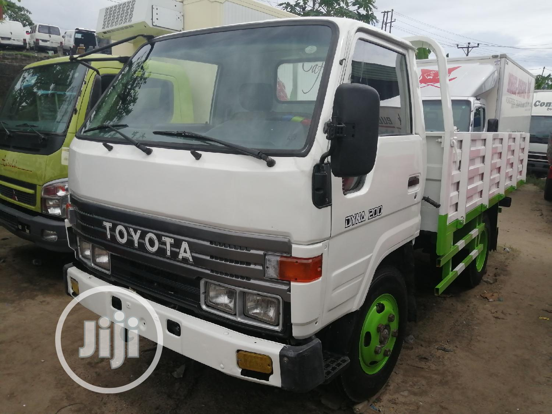 Toyota Dyna 200 Normal Handd