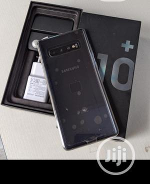 New Samsung Galaxy S10 Plus 128 GB Black   Mobile Phones for sale in Lagos State, Ikeja