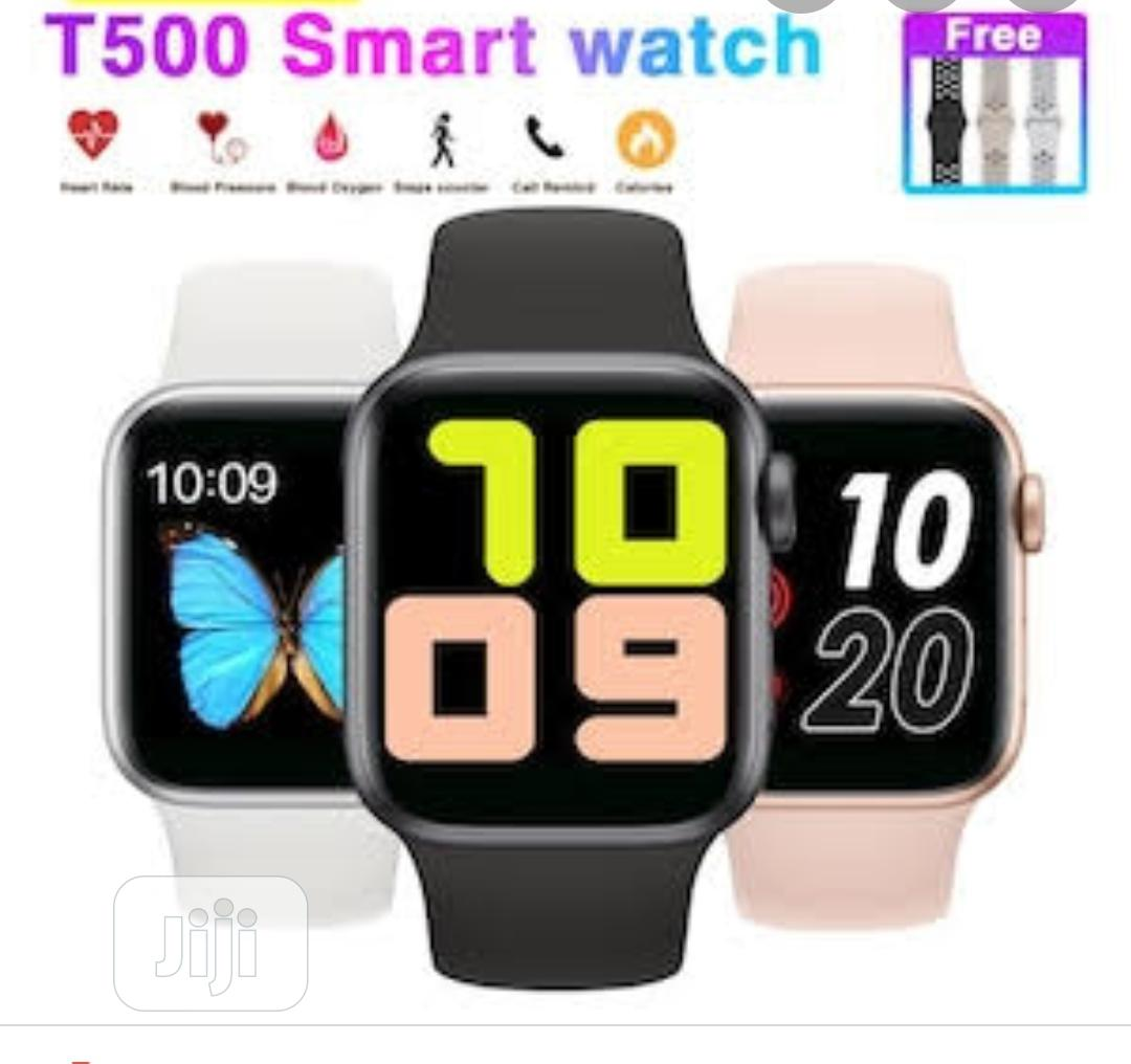 T500 Smart Watch   Smart Watches & Trackers for sale in Ikeja, Lagos State, Nigeria