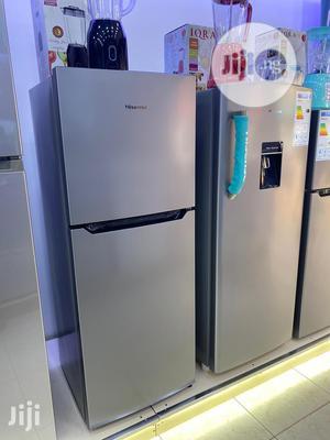 Brand New HISENSE Double Door Fridge (REF222)165L, External | Kitchen Appliances for sale in Lagos State, Ojo