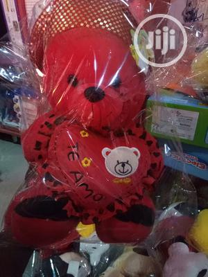 Toy Cute Cartoon Big Teddy Bear | Toys for sale in Lagos State, Eko Atlantic