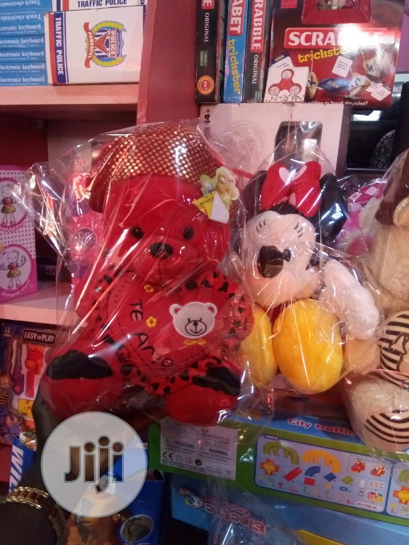 Toy Cute Cartoon Big Teddy Bear   Toys for sale in Eko Atlantic, Lagos State, Nigeria