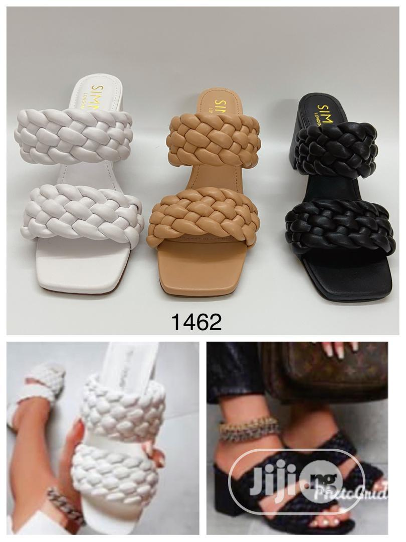 New Quality Female Low Heel Shoes