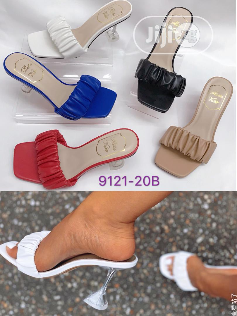 New Quality Female Low Heel Shoes | Shoes for sale in Ikeja, Lagos State, Nigeria