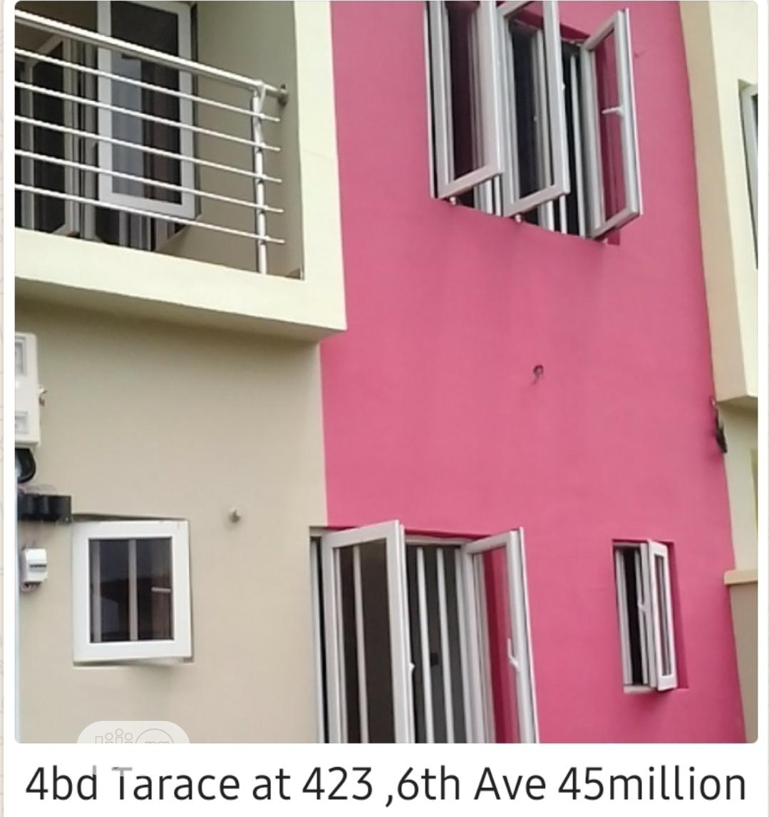 Archive: New 4 Bedroom Duplex For Sale