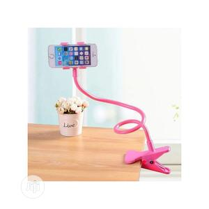 Phone Holder Stand 360 Degree Flexible Clip For Phones   Accessories for Mobile Phones & Tablets for sale in Rivers State, Port-Harcourt