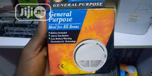 Smoke Detector Alarm-ss-168 | Safetywear & Equipment for sale in Lagos State, Ikeja