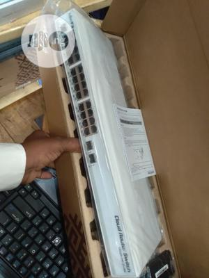 MIKROTIK (CRS326-24G-2S+RM) (License Lev   Networking Products for sale in Lagos State, Ikeja