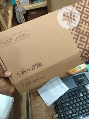 Mikrotik Hap Ac3 LTE6 Kit (Rbd53gr-5hacd2hnd&R11e-lte6)   Networking Products for sale in Lagos State, Ikeja