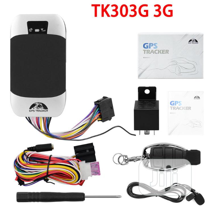 Car GPS/GPRS Wireless Tracker With an Inbuilt Antenna