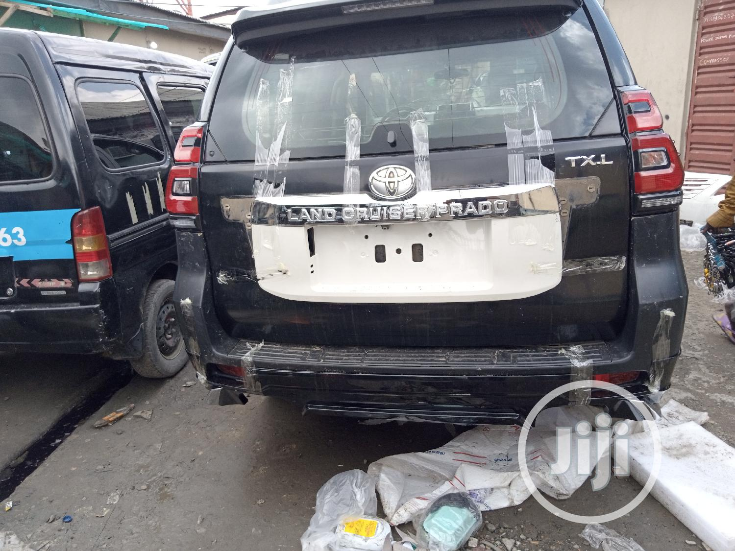 Upgrade Your Toyota Prado Jeep 2010 To 2020 Model | Automotive Services for sale in Mushin, Lagos State, Nigeria