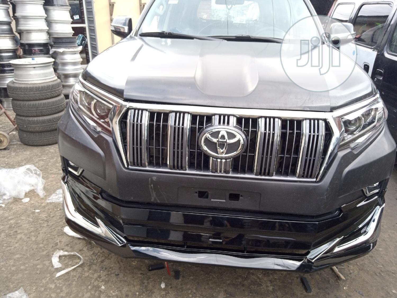 Upgrade Your Toyota Prado Jeep 2010 To 2020 Model