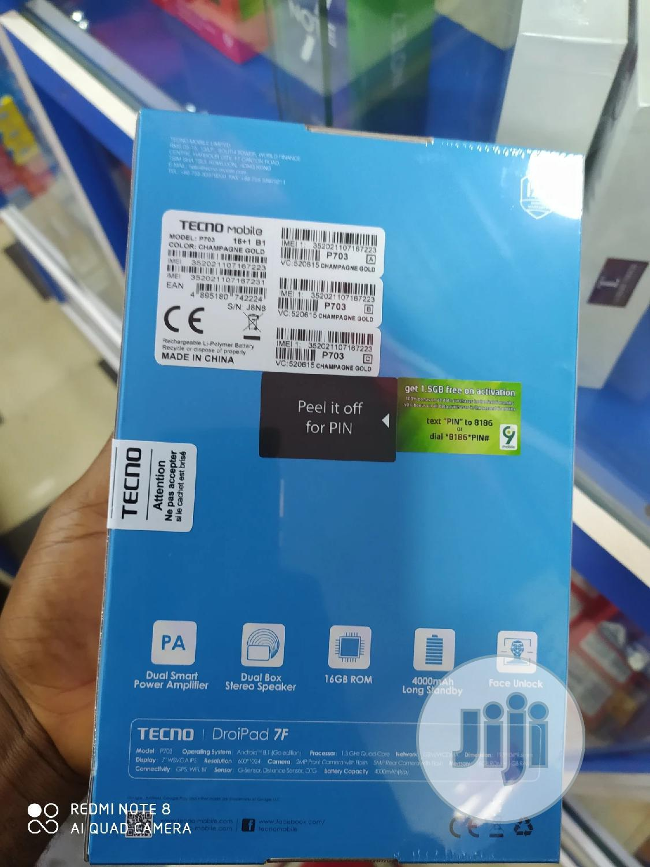 New Tecno DroiPad 7F 16 GB | Tablets for sale in Ikeja, Lagos State, Nigeria