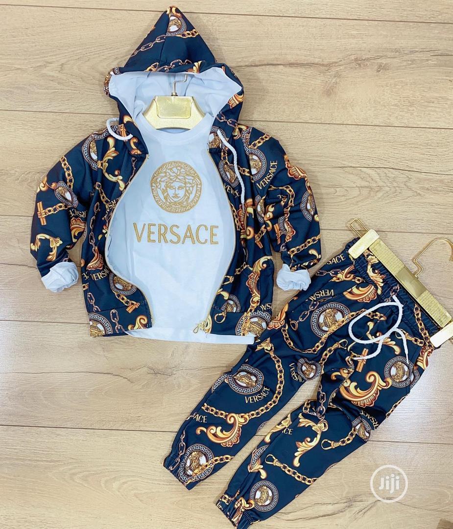 Versace Tracksuit