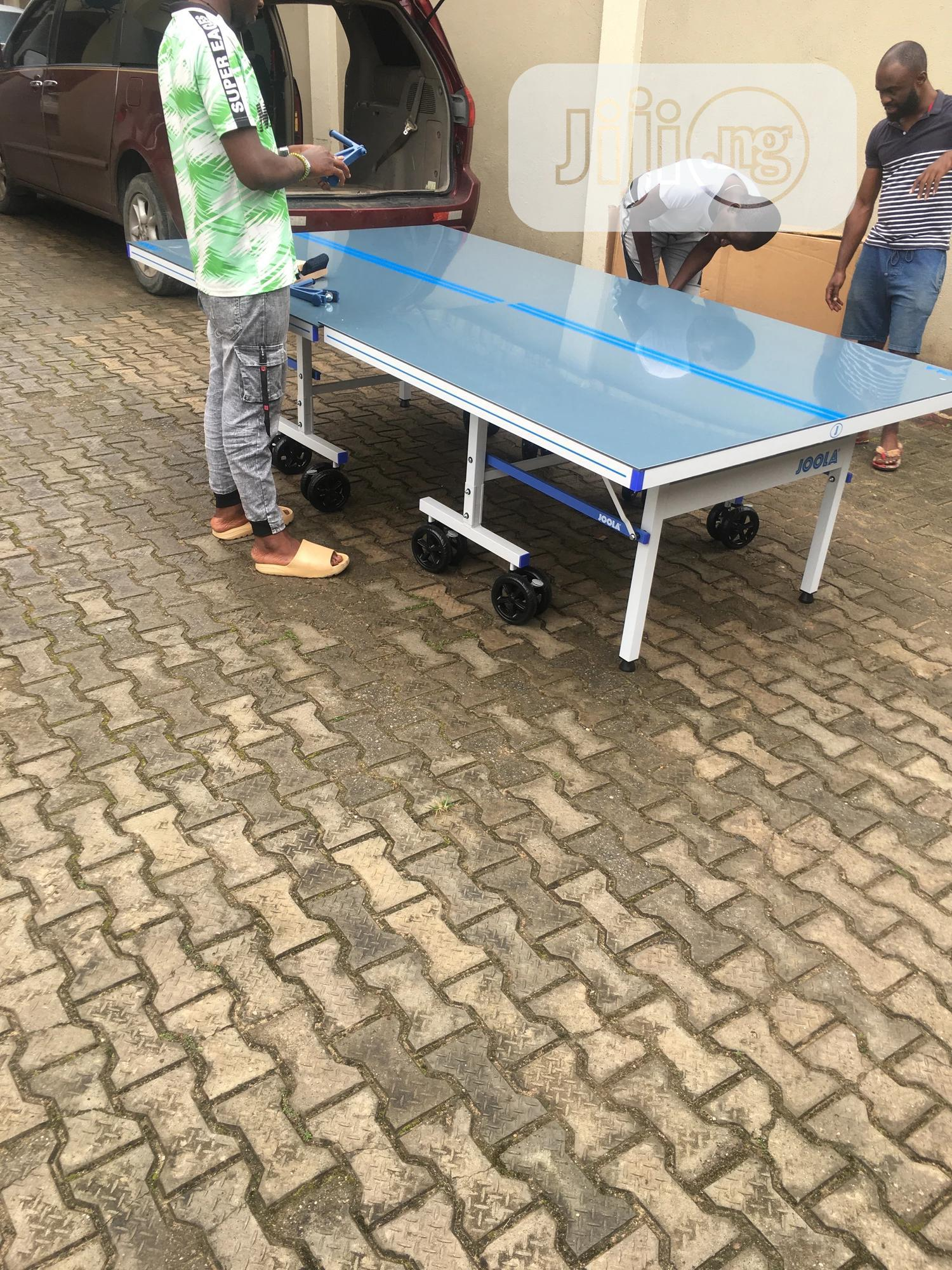 Fordable Joola Table Tennis Outdoor