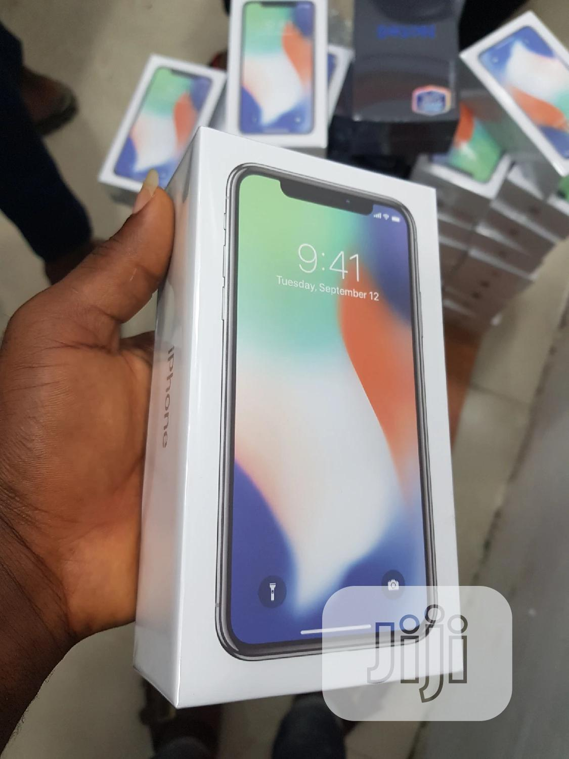 New Apple iPhone X 64 GB | Mobile Phones for sale in Ikeja, Lagos State, Nigeria