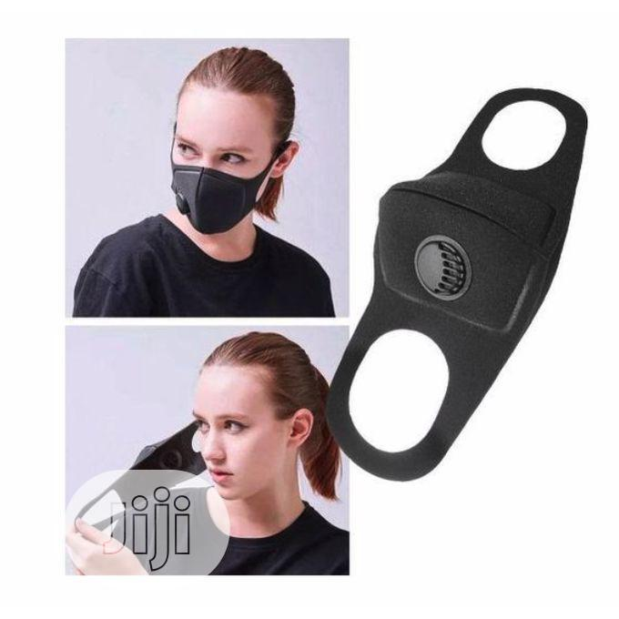 Archive: Reusable Nose Mask With Valve