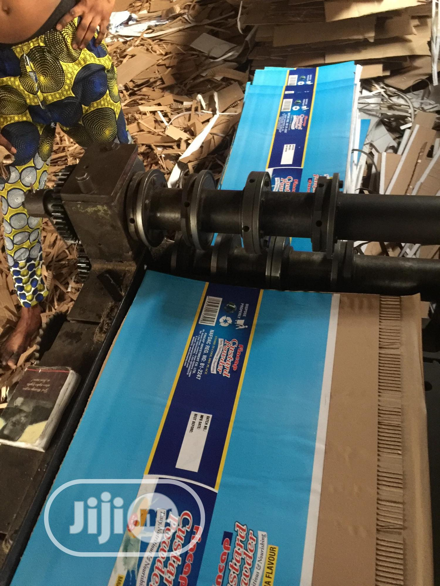 Carbon Cartons, Light Packaging and General Printing | Manufacturing Services for sale in Agege, Lagos State, Nigeria