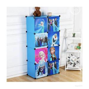 Baby Character Cabinet Wardrobe | Children's Furniture for sale in Lagos State, Oshodi
