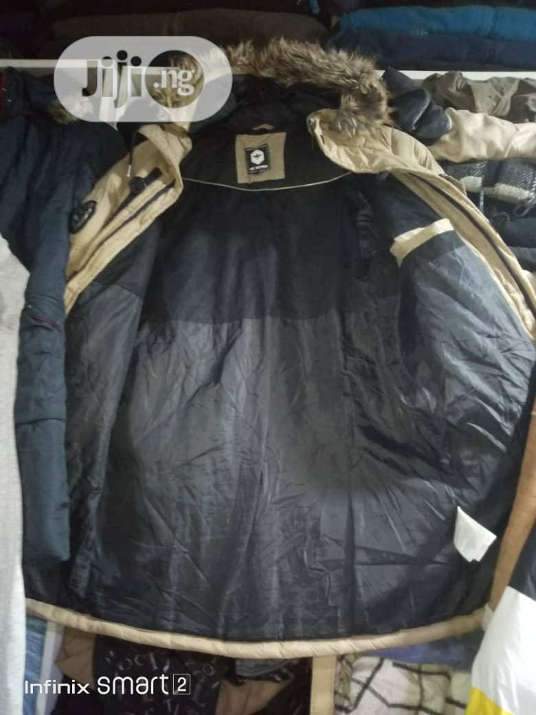 Archive: London Use Winter Jacket