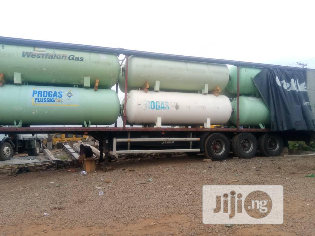 LPG Gas Tanks 5000 Litres