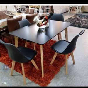 Super Quality Dinning Table With 4 Chairs | Furniture for sale in Abuja (FCT) State, Central Business Dis