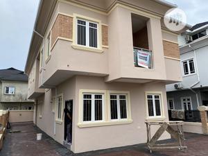 4 Bedroom Duplex With Attached BQ. Diamond Estate Sangotedo   Houses & Apartments For Sale for sale in Lagos State, Lekki