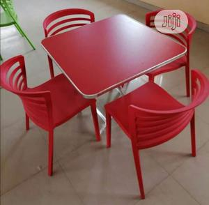 Classic Set of Restaurant/Dinning Table With 4 Chairs   Furniture for sale in Lagos State, Ajah