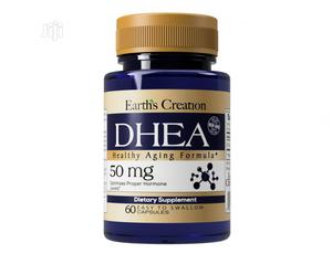 Earth Creation DHEA 50mg | Vitamins & Supplements for sale in Lagos State, Lekki