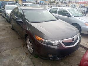 Acura TSX 2009 Automatic Black   Cars for sale in Lagos State, Ikeja