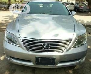 Lexus LS 2008 460 Silver | Cars for sale in Lagos State, Amuwo-Odofin