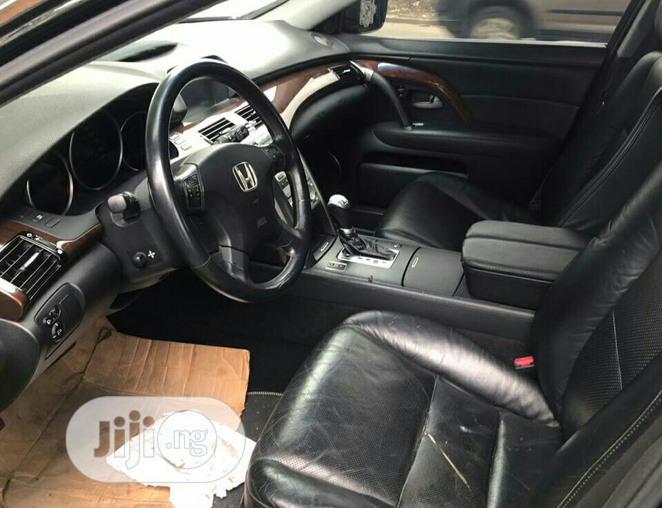 Archive: Honda Legend 2006 3.5i V6 Black