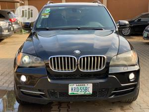 BMW X5 2008 4.8i Black   Cars for sale in Lagos State, Ikeja