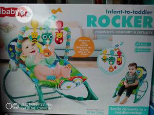 Infant To Toddler Rocker | Children's Gear & Safety for sale in Lagos State, Amuwo-Odofin