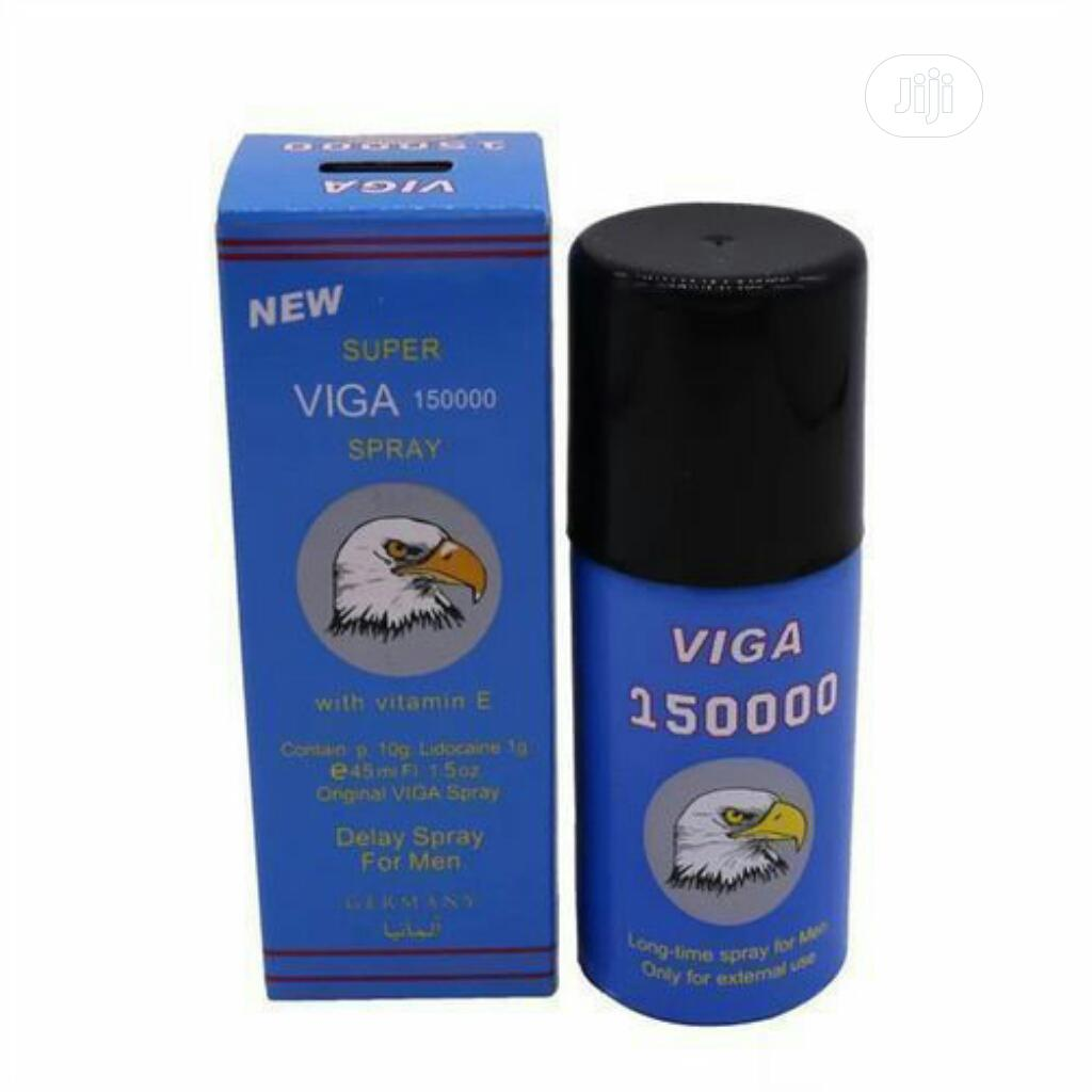 VIGA SPRAY150000 Delay Ejaculation Spray {With Vitamin E}