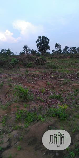 250 Plots Of Commercial Land Beside Lush City Estate Aba   Land & Plots For Sale for sale in Abia State, Obi Ngwa