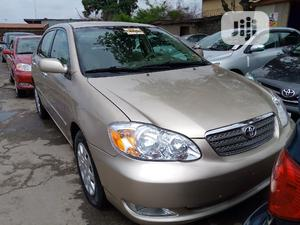 Toyota Corolla 2007 1.4 D-4d Automatic Gold   Cars for sale in Lagos State, Apapa