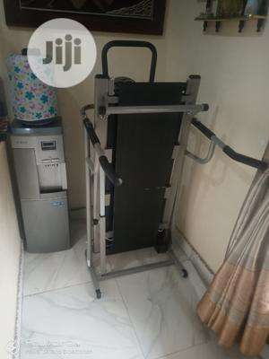Portable Home Use Manual Treadmill With Twister and Stepper | Sports Equipment for sale in Lagos State, Surulere