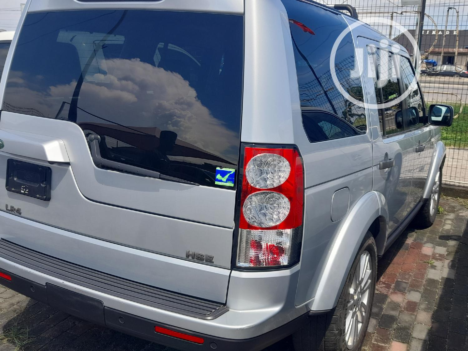 Land Rover LR4 2011 V8 Silver | Cars for sale in Lekki, Lagos State, Nigeria
