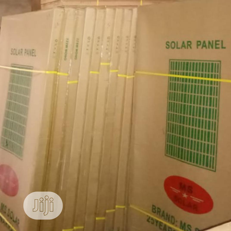 Archive: 280w Mono MS Solar Panels
