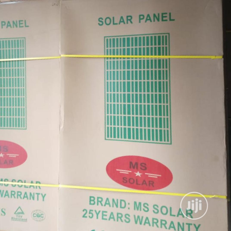 200w Mono MS Solar Panels