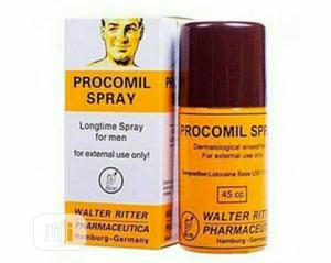 Walter Procomil Delay Spray For Men - 45ml   Sexual Wellness for sale in Lagos State, Lagos Island (Eko)
