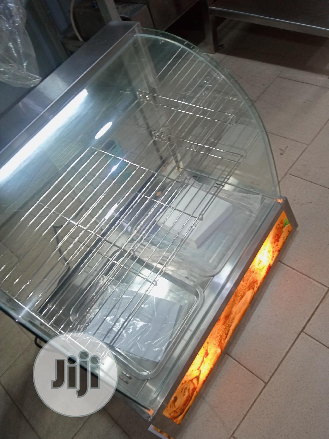 2plates Industrial Stainless Snacks Warmer | Restaurant & Catering Equipment for sale in Surulere, Lagos State, Nigeria