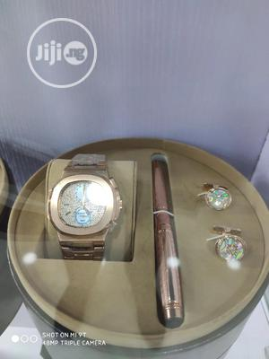 Original Patek Phillipe Gold Watch | Watches for sale in Rivers State, Port-Harcourt